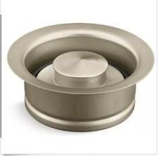 = Kohler 11352-BV Disposal Flange Brushed Bronze Fits Standard Garbage Disposals