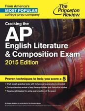 Cracking the AP English Literature & Composition Exam, 2015 Edition-ExLibrary