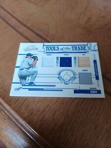 2005 Playoff Absolute Memorabilia Tools Trade /100 4X Kazuhisa Ishii #TT-140 $$$