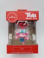 Hallmark Keepsake Christmas Tree Ornament Poppy Trolls World Tour DreamWorks NEW