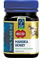 New Zealand Manuka Health MGO 250+ Manuka Honey ( 250g ) / Мёд Манука