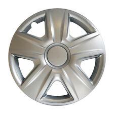 """Renault Radkappen Set 16"""" Zoll 4 Stück Radzierblenden ESPRIT Silber"""
