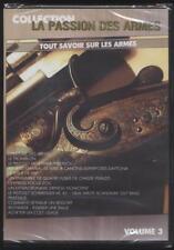 NEUF DVD LA PASSION DES ARMES VOL.3 Mortimer Pedersoli Renato Gamba Schmeisser
