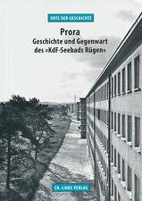 2.Wk PRORA 3.Reich NS DAF KdF Seebad DDR NVA Insel Rügen (Binz) Vorpommern. Buch