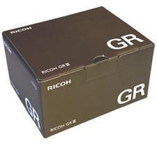 New RICOH GRIII Digital Camera 24.2MP APS-C CMOS Sensor
