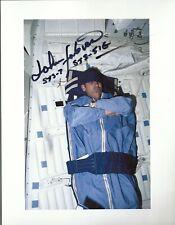 Challenger Sts-7 Astronaut John Fabian Astronaut Autograph,Hand Signed