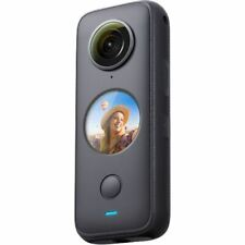 A - Insta360 One X2 5.7K Digital 360 Camera