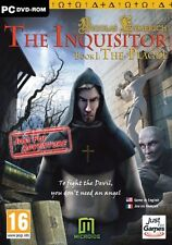 NEW Nicolas Eymerich The Inquisitor Book 1 The Plague PC Game Bilingual 2013