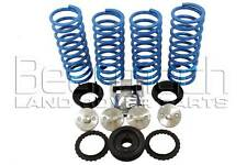 Kit 4 ressorts helicoidaux  Land Rover Range Rover P38