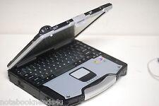 Panasonic Toughbook CF-29 1.6ghz mk3 1.5gb 80gb  DVD Xp SP3 Touch Military Tuff