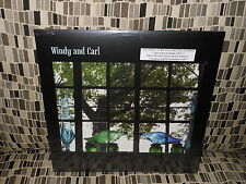 "WINDY & CARL  S/T  NEW 2012 RECORD STORE DAY 12"" EP BLUE VINYL RSD"