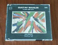 GUSTAV MAHLER - IL CANTO DELLA TERRA - LISA PIVOTTO - CD