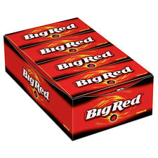 360 Wrigley´s Big Red Chewing Gum Kaugummi 24 x 15 Streifen