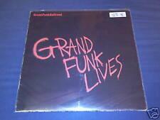 GRAND FUNK RAILROAD --- GRAND FUNK LIVES