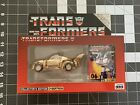 Transformers G1 Gold JAZZ Meister eHobby Japanese-Exclusive Reissue Sealed MISB