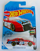 MATTEL Hot Wheels DODGE CHARGER STOCK CAR HW RACE DAY   5/10