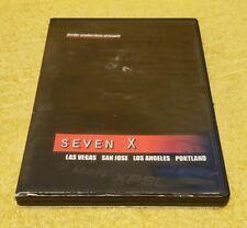 Derder Paintball Video Seven X tournament Xpsl Vegas Los Angeles Portland rare