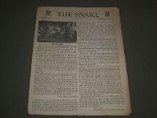 1942 MARCH THE SNAKE CORNELL UNIVERSITY NEWSPAPER - J 2624