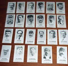 Cricket Memorabilia Cards