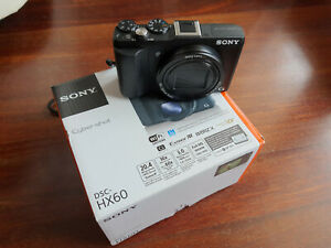 Sony Cyber-shot DSC-HX60 20,4 Mpx Cámara Compacta con 30x de zoom