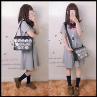 Japanese Lolita Harajuku Shoulder Bag Mini Itabag Cosplay Transparent Bag Gift