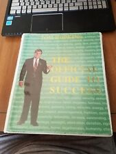Tom Hopkins The Official Guide to Success, cassette tape set.  new
