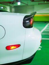 93-02 Mazda RX-7 FD3S Carbon Fiber  Rear Extend DUCK Tail  Lip Spoiler