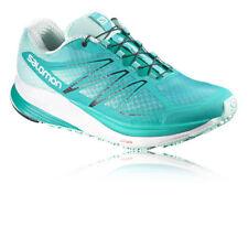 Chaussures bleus Salomon pour fitness, athlétisme et yoga
