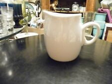 Franciscan CLOUD NINE Whitestone Creamer White