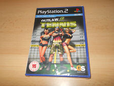Outlaw Tenis SONY PLAYSTATION 2 PS2 NUEVO PRECINTADO