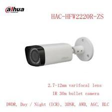 Dahua 2MP PoE HAC-HFW2220R-ZS HD IR VF Len Network Bullet Camera 25/30fps @1080P