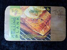 "True Fire Gourmet  - One 7 x 12"" Cedar Grilling Plank - NEW/Sealed"