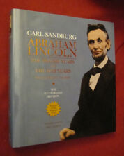 The Illustrated Editions: Abraham Lincoln : The Prairie Years and the War...NEW