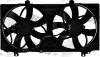 Engine Cooling Fan Assembly Global 2811712 fits 10-11 Chevrolet Camaro 6.2L-V8