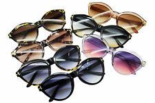 Nuevas Gafas de sol Ojo de Gato para Mujer Rockabilly Vintage Ojo De Gato Gafas De Sol Retro Cortinas