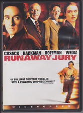 Runaway Jury (DVD, 2004, Widescreen)
