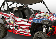 Polaris RZR 1000 Graphics American Eagle by Invision Artworks