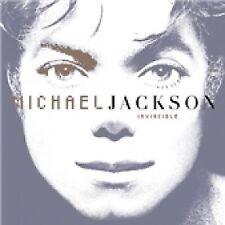 Michael Jackson Invincible Epic CD Album 2001 RARE Made in Austria 495174 2