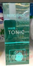 Bergamot hair tonic treatment hair loss growth anti dandruff scalp natural 200ml