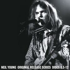 Neil Young Official Release Series Discs 8.5 - 12 CD