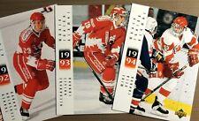 1995 World Junior Championships Alumni, set of 14 Team Canada