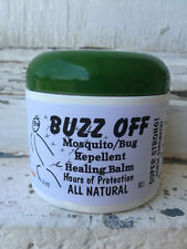 Buzz Off Bug Balm Extra Strong Natural Insect Repellent * People, Dogs & Horses