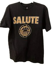 Rocksmith T Shirt Size Medium Salute Self Made Self Paid