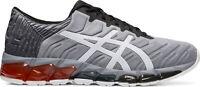 Asics GEL-QUANTUM 360 5 Mens Grey White Black Neutral Running Shoes 1021A113-021