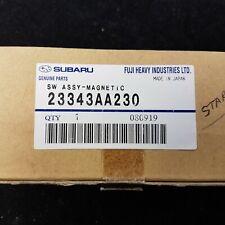 23343AA230 Genuine Subaru SW ASSY-MAGNETIC 23343-AA230 OEM JAPAN