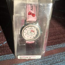 Montre Hello Kitty Fille Cuir Rose HELLO KITTY