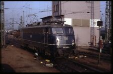 35mm slide+© DB Deutsche Bundesbahn 110 455-3 Cologne West-Germany 1983 original