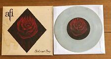 "Afi  - Girls Not Grey  7""  Grey Vinyl"