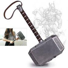 US SELLER 1:1Avengers Thor The Dark World Hammer Mjolnir Prop Cosplay Xmas Gift
