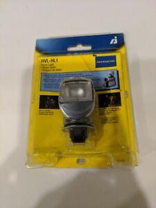 Sony HVL-HL1 3W Video Light Camcorder Handycam New in Box